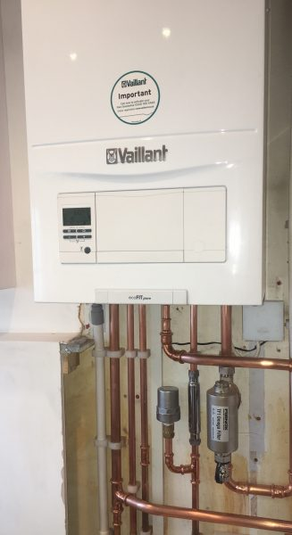 Vaillant Combination Boiler Installation in Leatherhead