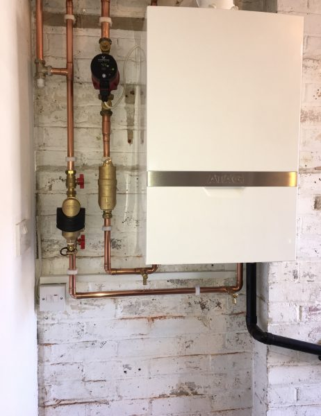 Atag Boiler Install in New Malden