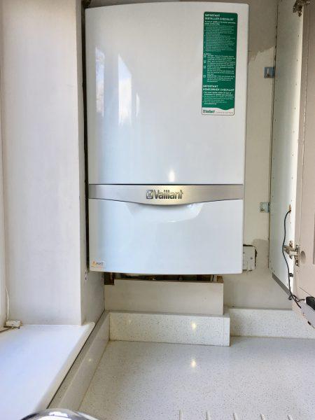 New Vaillant Combi Boiler Installation in New Malden