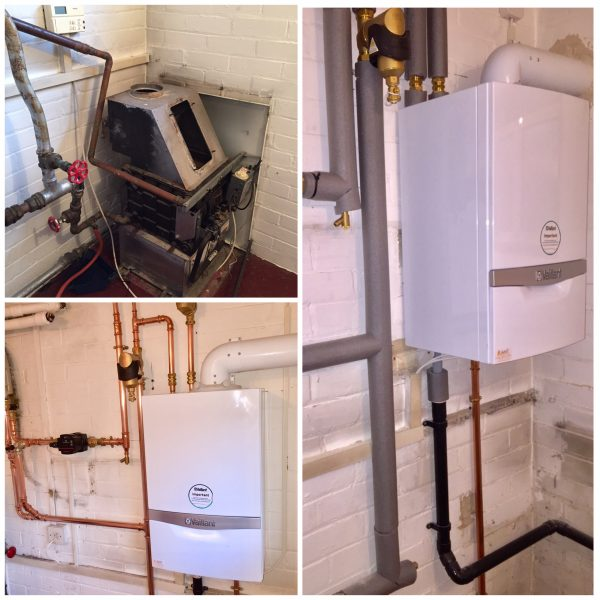 Vaillant Boiler Installation in Croydon