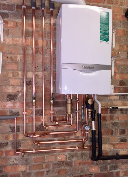 Vaillant Boiler Installation in Epsom