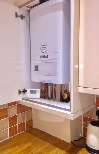 Vaillant Combi Boiler Installation in Fulham