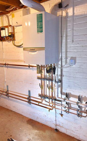 Vaillant Combi Installation in Banstead