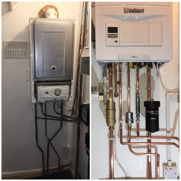 Boiler Installation in Morden